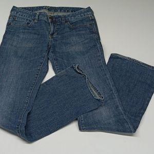 Express Blue Jeans Size 4R Ladies RN: 55285